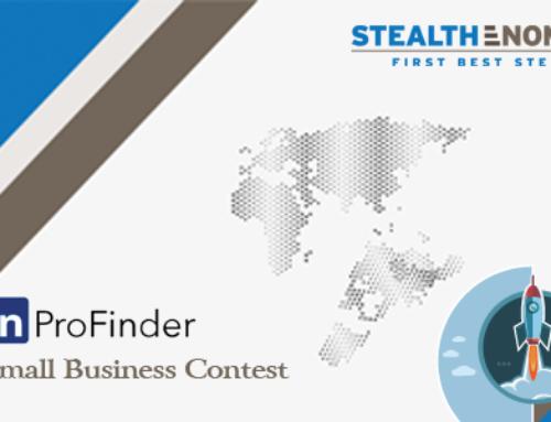 The Birth of StealthEnomics™–LinkedIn ProFinder Contest
