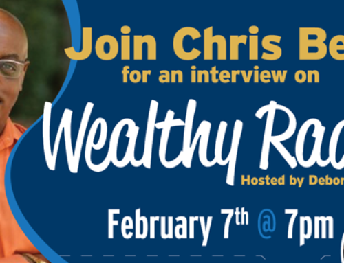 Join Chris Bell, III on Wealthy Radio Chat!